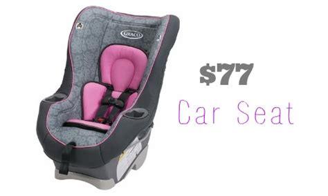 car seat deal graco my ride 65 convertible car seat 77 shipped