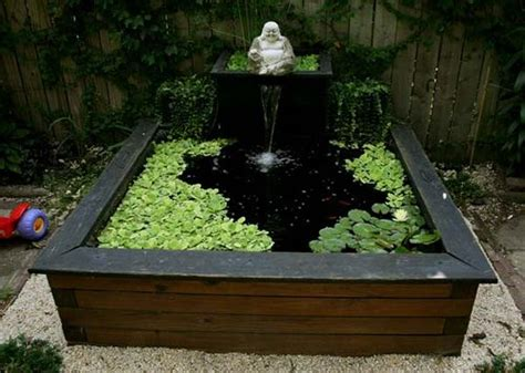 Raised Garden Pond Ideas 25 Best Ideas About Raised Pond On Pinterest Koi Pond Design Koi Fish Pond And Fish Ponds