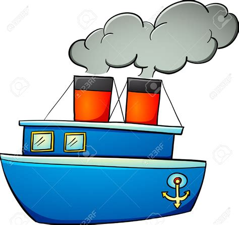 a boat cartoon boat clipart steam boat pencil and in color boat clipart