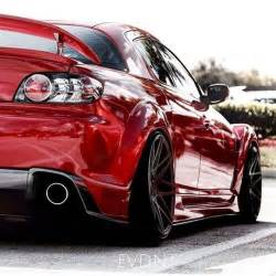 mazda rx8 on