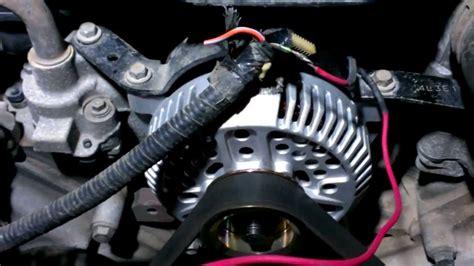 alternator fuse link repaired   youtube