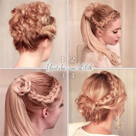 lilith moon josephine hairstyle tutoriol lilith moon prom wedding hairstyles for medium long hair