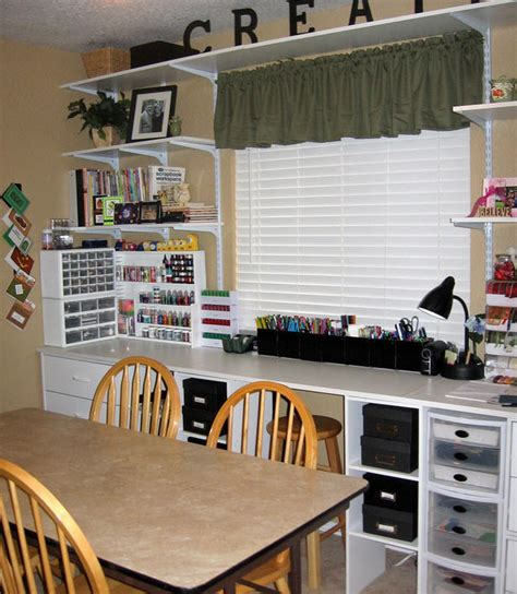 craft room ideas for small rooms craft and sewing room storage and organization interior