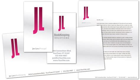 bookkeeping layout letterhead template for bookkeeping accounting agent