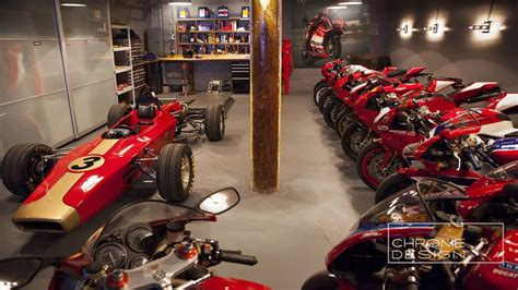 Motorcycle Garage by Motorcycle Garage