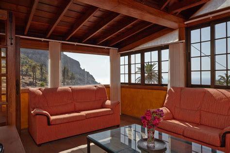 Lärchenholz Terrasse Preis 683 by La Gomera Casa Amarilla Idyllische Ruhige Lage Meerblick