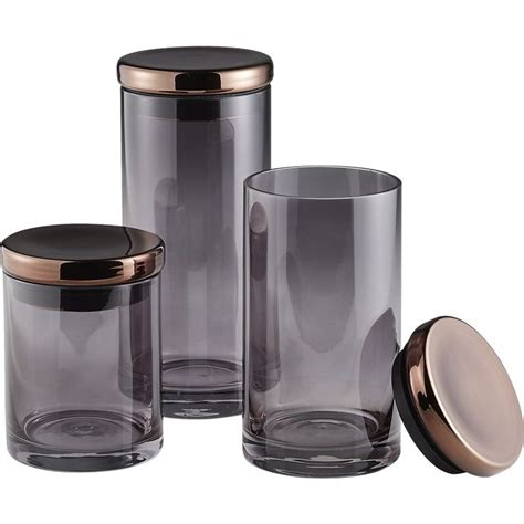 colorful kitchen canisters logischo com 1000 ideas about small glass containers on pinterest