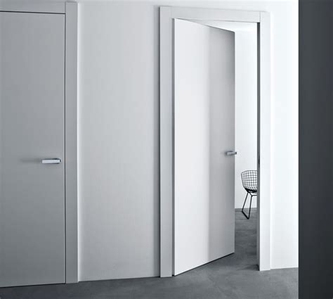 modern door frame invisible hinges contemporary door trim bella lualdi