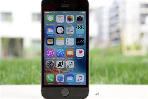 iphone test iphone se im test klein aber fein a1blog
