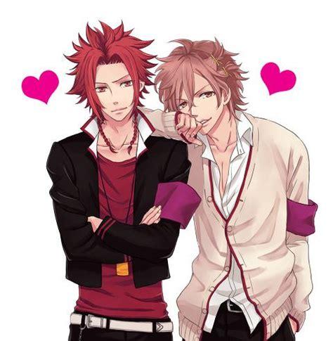 yusuke brothers conflict futo asahina yusuke asahina brothers conflict by anj