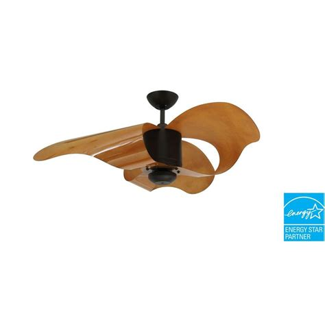 44 outdoor ceiling fan troposair the l a 44 in oil rubbed bronze indoor outdoor