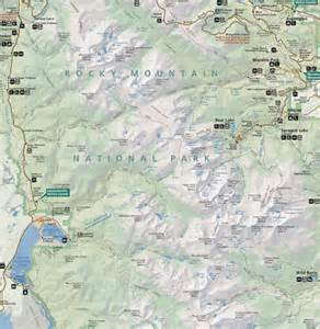 rocky mountain ski resorts map pictures to pin on