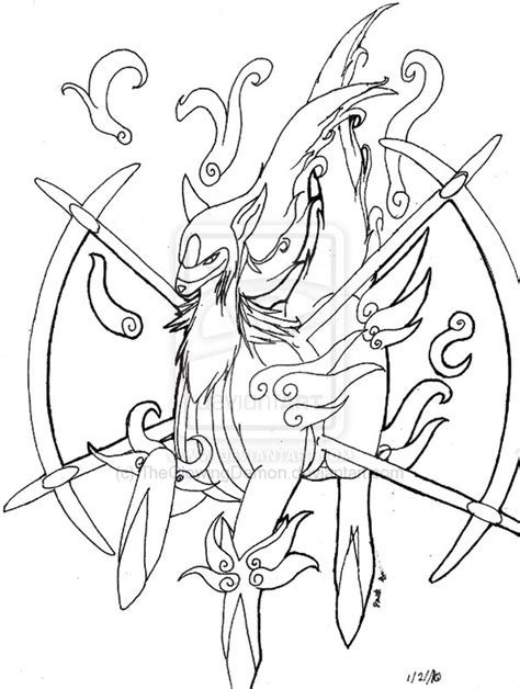 mega arceus coloring pages coloring pages