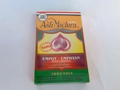 Jamu Empot Jamu Wanita Asli Alami toko jamu kapsul empot empot ramuan madura asli