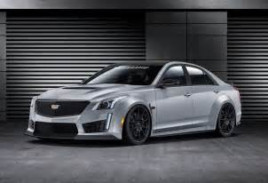 Cadillac Cts V Horsepower 2016 Cadillac Cts V Dialed Up To 1 000 Hp By Hennessey