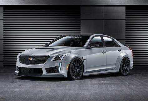 cadillac sts v performance upgrades 2016 cadillac cts v dialed up to 1 000 hp by hennessey