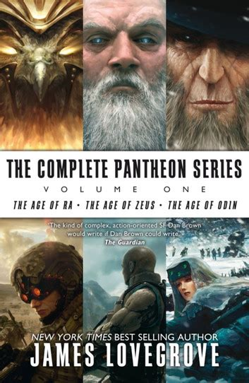 Pantheon High Volume 2 the complete pantheon series volume 1 ebook by