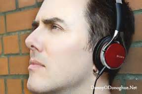 Murah Headphone Sony Mdr 10rc With Talk danny o donoghue net the script the story and pictures