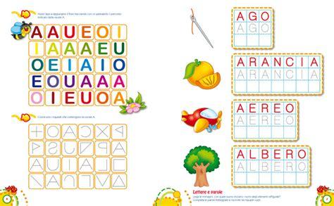 gioco delle lettere per bambini gioco mi diverto scrivo 4 6 anni giunti scuola store