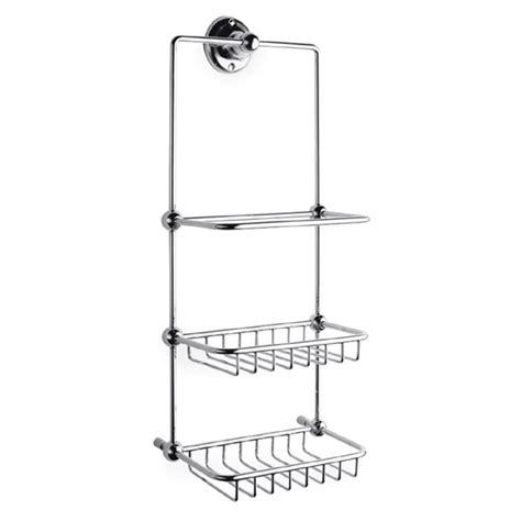 bathroom shower tidy ultra traditional shower tidy chrome lh316 at