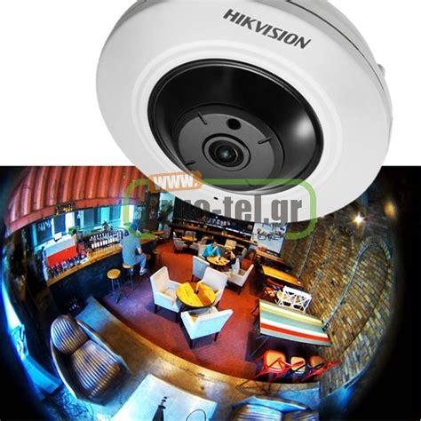 Hikvision Ip Kamera Mini Fisheye 4mp Ds 2cd2942f ip hikvision fisheye ds 2cd2942f is 4mp ir 8m alarm