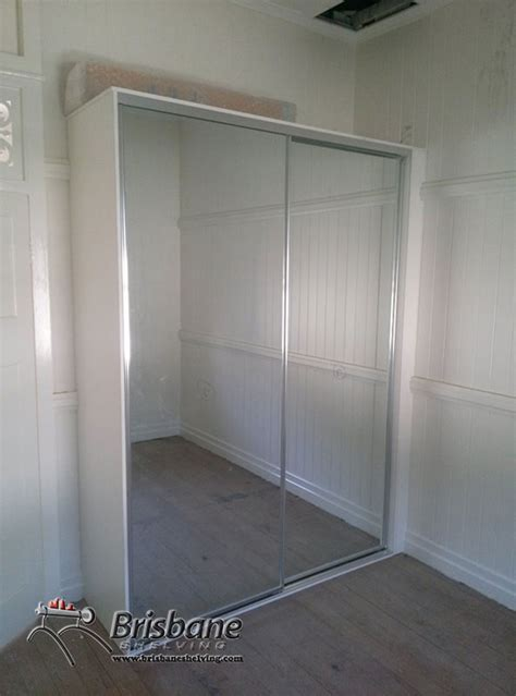 Diy Built In Wardrobe Doors - brisbane sliding custom built out walk in flat pack