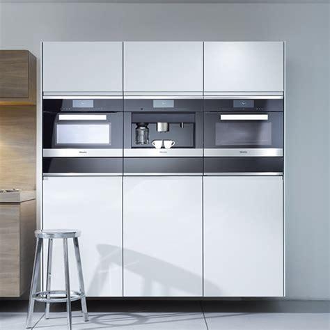 koffiemachine ken miele koffiemachines ingebouwd in uw keuken
