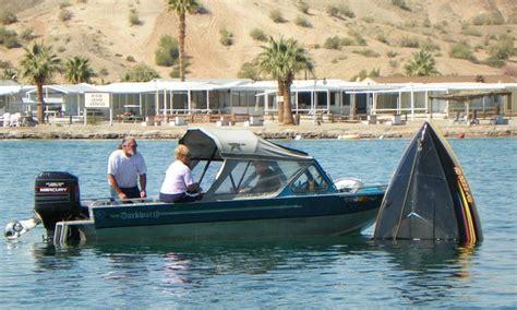 boat crash parker az boat accident one airlifted to hospital parker live