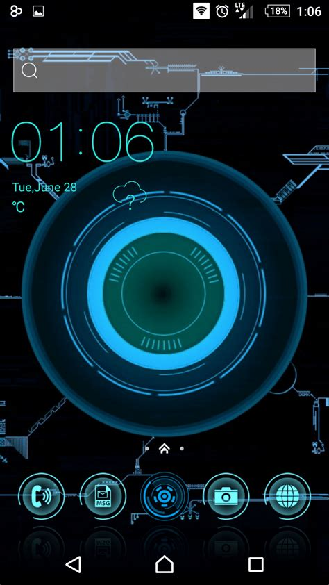 android skins jarvis skinpack for android released skinpack customize your digital world