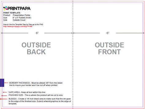 Find A Printing Template Printpapa Com 6x9 Postcard Template