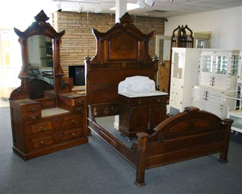 eastlake bedroom set february art antiques estates auction antique helper
