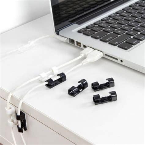 Kabel Klip Cable Clip klip kabel organizer cable clip 20pcs transparent