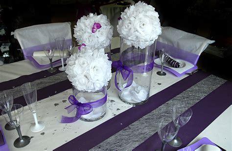 Urne D 233 Coration Mariage Bapt 234 Me Decoration De Mariage Violette 28 Images Deco De