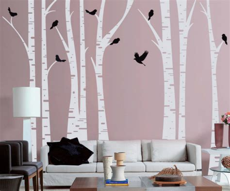 tree wall decals roundup project nursery