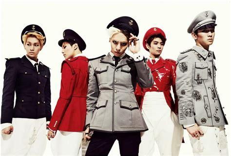 kpopmusic kpop music news gossip and fashion 2014 shinee everybody playlistology