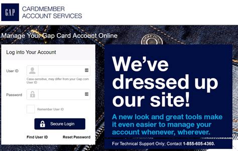 gap credit card make payment eservice gap eservice gap store credit card payment