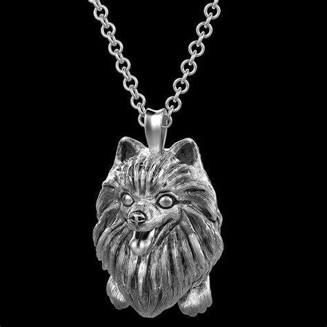 pomeranian jewelry pomeranian jewelry puppy charm tiny bling