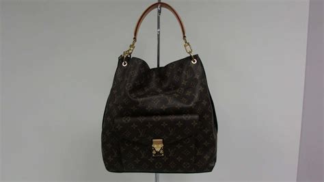 louis vuitton metis monogram canvas handbag shoulder bag