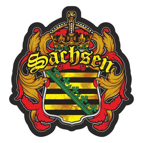 Aufkleber Chemnitz by Aufkleber Wetterfest Sachsen 10 Oder 40cm Chemnitz Dresden