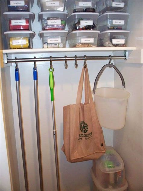 Utility Closet Organizer by Pin By Schommer Kloss On Kitchen