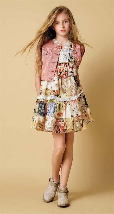 tween girl models 2016 www 2locos com twin set girl spring summer 2016 cool