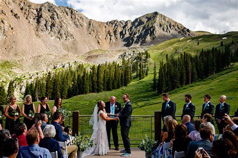 The Best Colorado Mountain Wedding Venues   Wild Blue Weddings