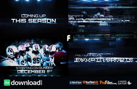 glitch promo videohive project free download free