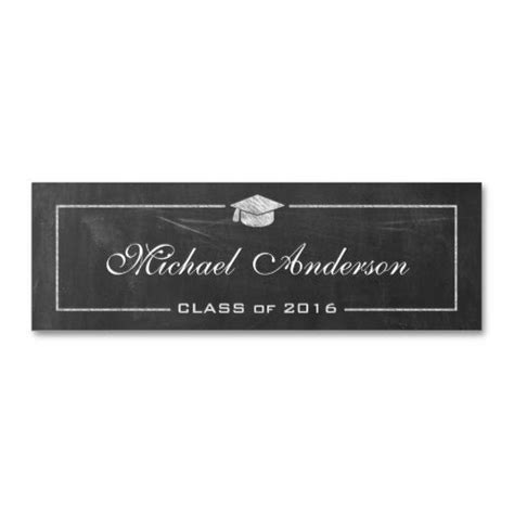 graduation name card classic insert 21 best images about graduation name cards on