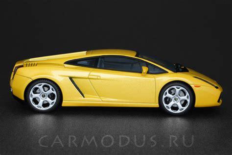 Autoart Lamborghini Gallardo Lamborghini Gallardo 2003 Autoart 1 43 масштабная