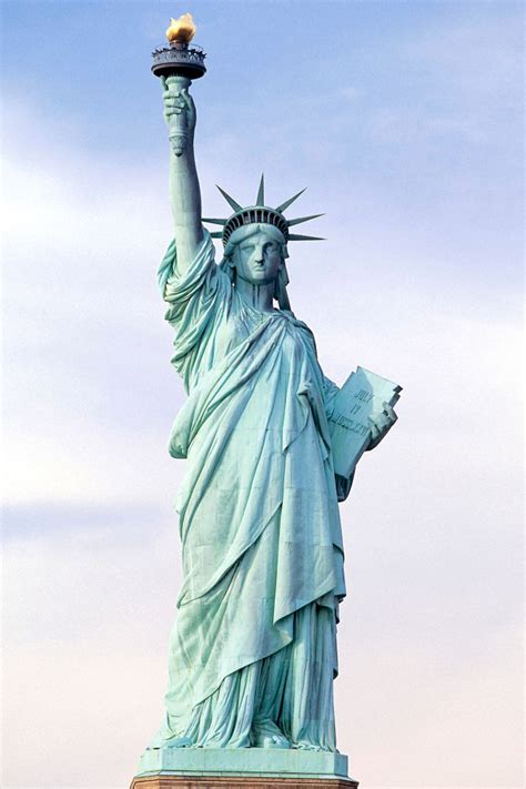 lade liberty rich new yorkers didn t want to pay for the statue of