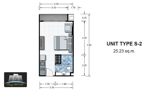 25 Square Meters To Feet city center residence pattaya central pattaya thailand