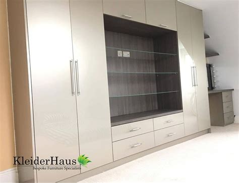 17 best ideas about fitted bedroom wardrobes on