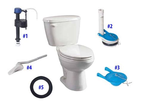 Briggs Plumbing Parts by Briggs Altima Toilet Replacement Parts