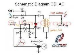 capacitive discharge ignition schematic get free image
